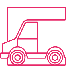 Gophr Van Courier Icon