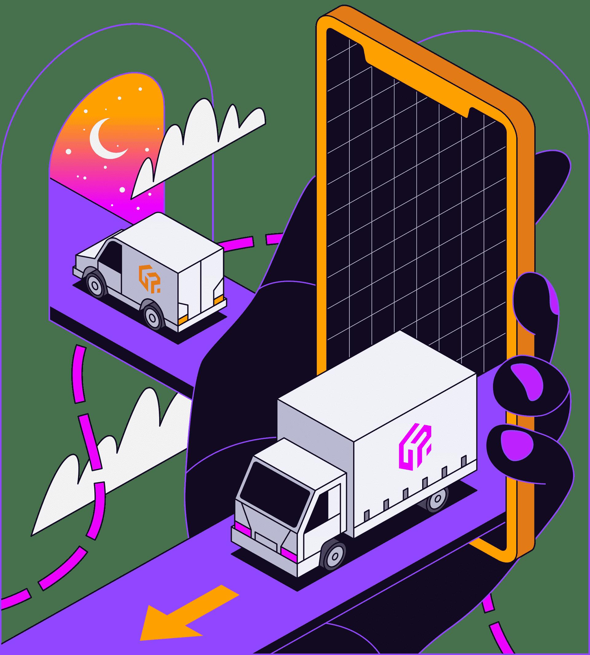 Gophr Illustration H1 Mobile